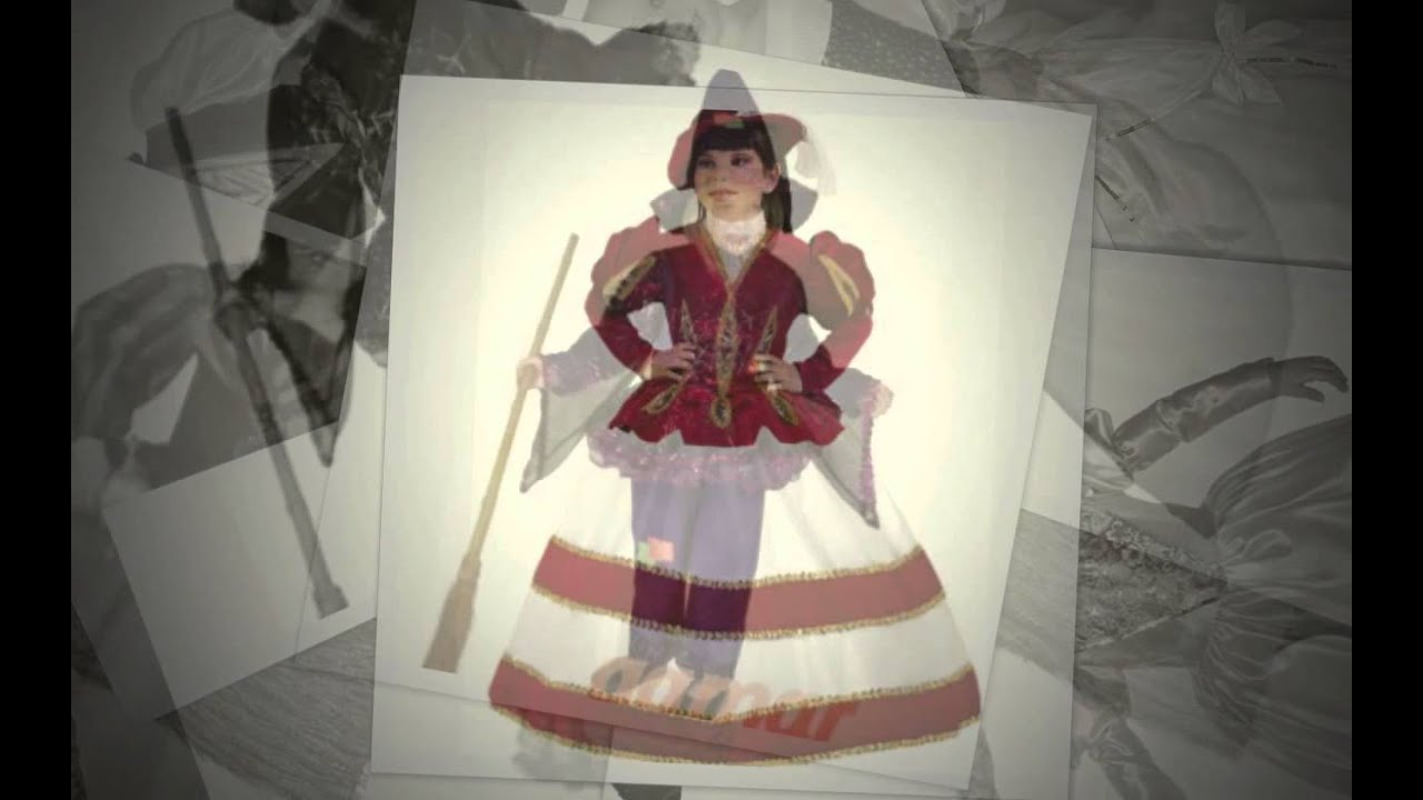 Disfraces para ni as carnaval 2013 youtube - Difraces para carnaval ...