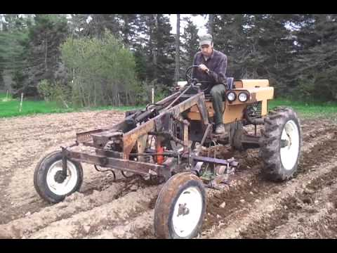 Hefty G Cultivator Tractor Kent 39 S Prototype Youtube