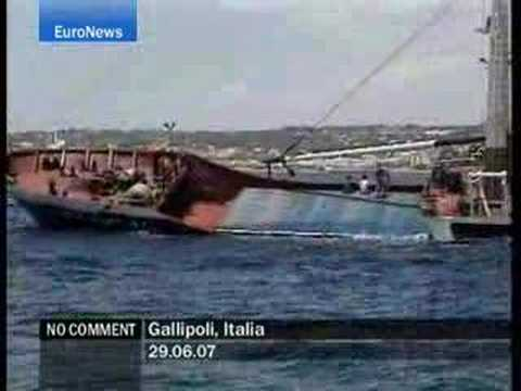 Gallipoli - Italia - EuroNews - No Comment