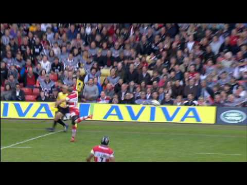 Saracens 12-10 Gloucester Rugby | Aviva Premiership Rugby Semi Final | 28-05-11