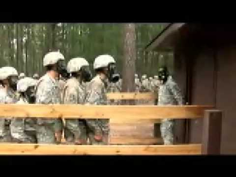 US Army Basic Combat Training Video
