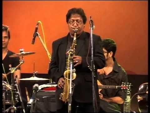 Tumne Mujhe Dekha Saxophone Instrumental by K.Mahendra