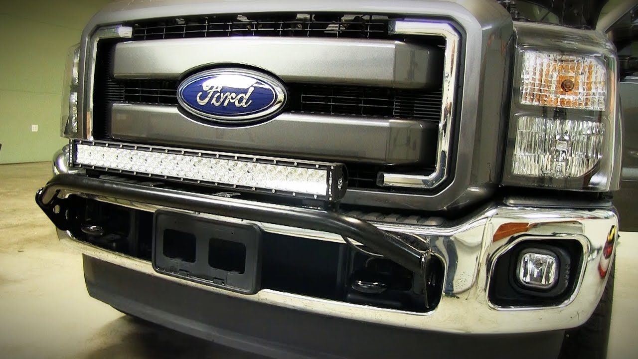 Installation And Overview Of Randy Ellis Light Bar And