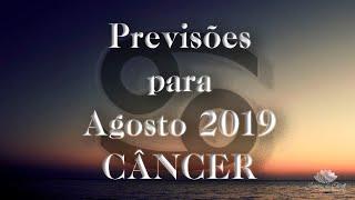 CÂNCER Agosto 2019 - Encontrando o Amor 💕