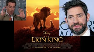 John Krasinski in THE LION KING 2019 EXTENDED TRAILER!