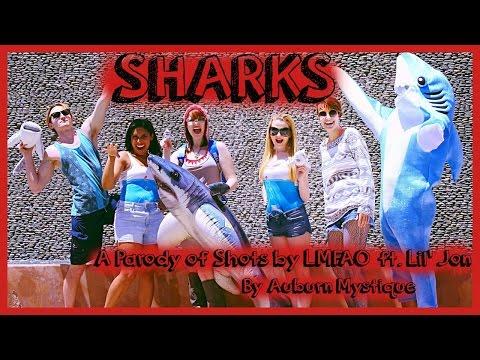 "SHARKS - A Parody of ""Shots"" by LMFAO ft. Lil Jon"