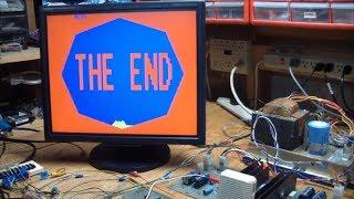AE#26 Atari Missile Command Arcade PCB Repair