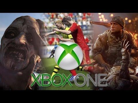 Xbox One - Diese Spiele kommen für die neue Microsoft-Konsole