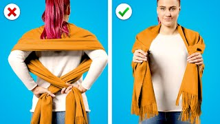 Cool Winter Life-Hacks: 11 Fashion Hacks to Keep You Warm!
