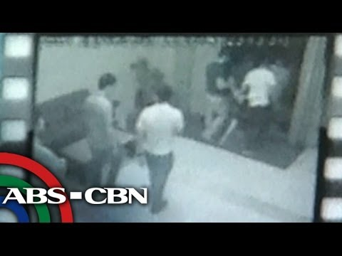 TV Patrol gets first look at condo CCTV