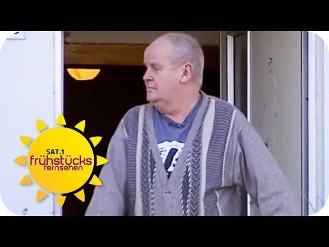 Jobcenter-Schlamperei: Bauarbeiter verliert Haus wegen Schrott-Auto   SAT.1 Frühstücksfernsehen   TV