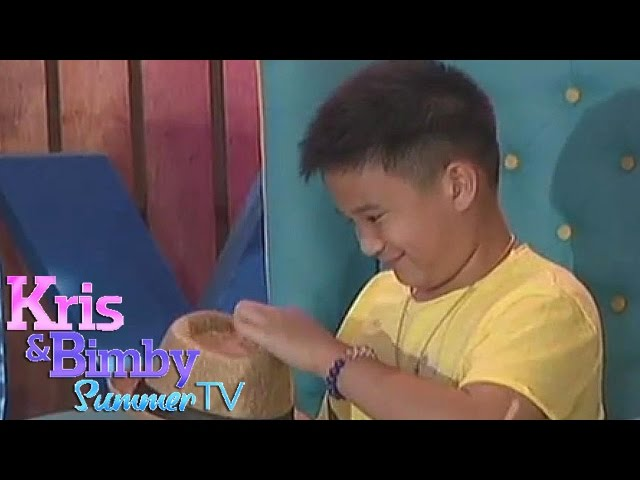 Kris TV: Why is Bimby brokenhearted?