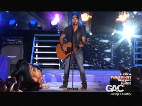 Luke Bryan - 2012 Farm Tour Special - Drunk On You video