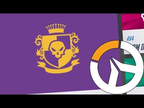 CHÂTEAU DEATHMATCH! - Overwatch