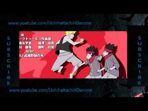 Naruto Shippuden Ending 15 1080p