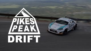 Drifting a 500HP Scion FR-S Up Pikes Peak - Ken Gushi