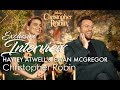 CHRISTOPHER ROBIN Interview: Ewan McGregor & Hayley Atwell