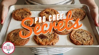 5 Pro Chef Secrets to the Ultimate Chocolate Chip Cookies