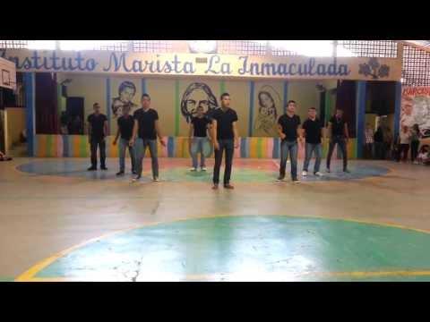 grupo coreográfico Tortrix