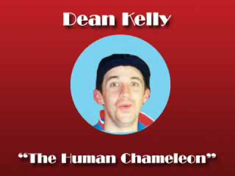 Dean Kelly - Human Chameleon: #3 Sean Connery
