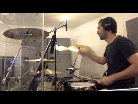 FOO FIGHTERS  - BEST OF YOU drum cover by Petr Cech