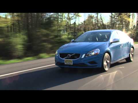 2013 Volvo S60 R-Design - Drive Time Review with Steve Hammes