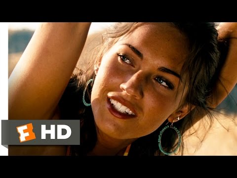 Transformers (1/10) Movie CLIP - Eyes On Mikaela (2007) HD