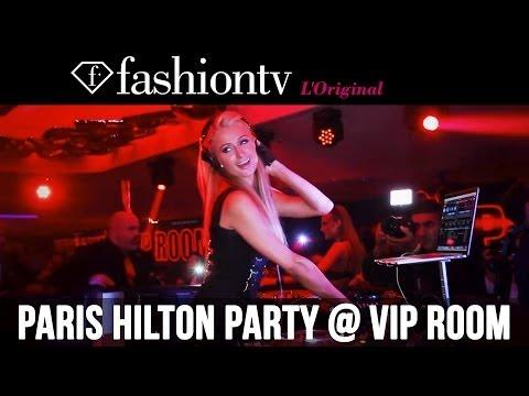 Paris Hilton Party @ VIP ROOM, Cannes Film Festival 2014 | FashionTV