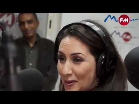 Mariam Ben Hussein sur Radio Mfm Tunisie