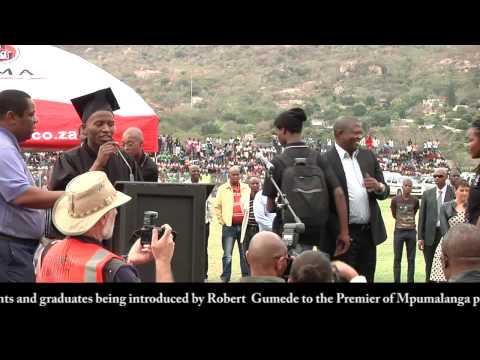 Robert Gumede Kids World Celebration