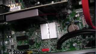 Dell XPS 8300 Unboxing and Interior View