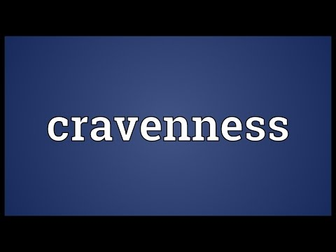 Header of cravenness
