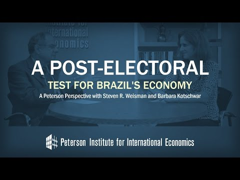 A Post-Electoral Test for Brazil's Economy