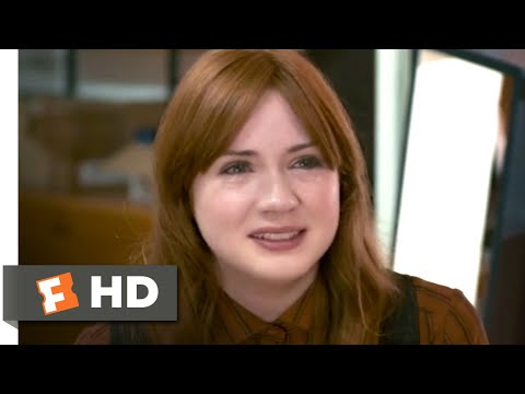 Not Another Happy Ending (2013) - Never Been So Happy Scene (1/8) | Movieclips