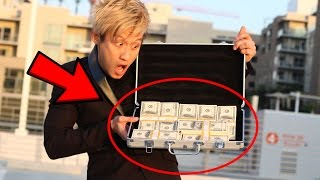 $100,000 Ferrari Honesty Experiment!!