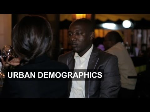 Africa's middle class seeks status brands