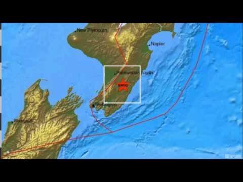 M 6.3 EARTHQUAKE - NORTH ISLAND OF NEW ZEALAND Jan 20, 2014