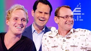 Jimmy Carr Can't Get Through End of His Joke?? | 8 Out of 10 Cats | Best of Jimmy Series 18