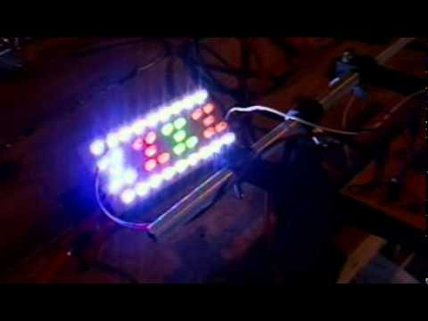Leds ritmicos + strobo.mpg Music Videos