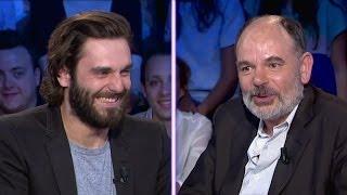 Pio Marmaï & Jean-Pierre Darroussin On n'est pas couché 7 juin 2014 #ONPC