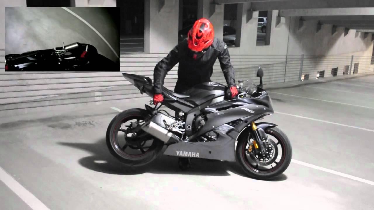 Yamaha R Side Stand Short