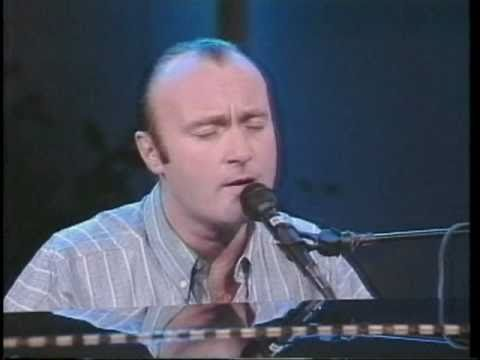 Phil Collins  - Groovy Kind Of Love Phil Donahue  1988