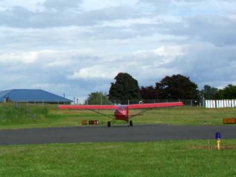 Tailwheel Check Ride 3.AVI
