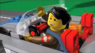 LEGO - The Adventures of  Clutch Powers Trailer 樂高-古治的冒險之旅