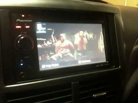 Pioneer AVIC-X710BT mini review