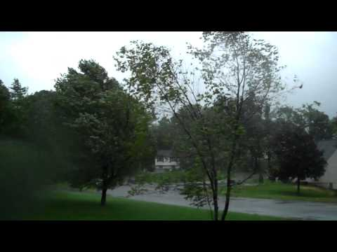 Windy Irene in New Hampshire