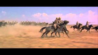 Young Winston - British cavalry charge at Omdurman
