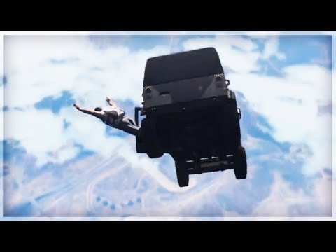 EPIC GTA 5 STUNT COMPILATION