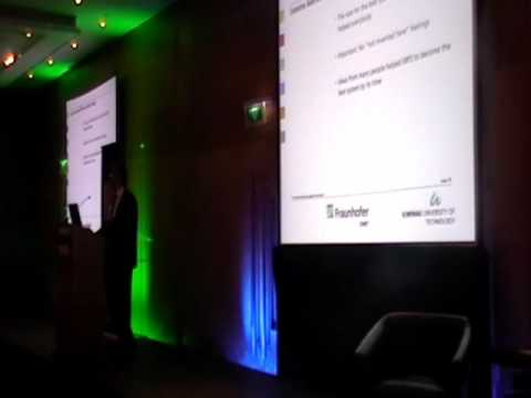 FEI Europe 2010 Keynote: The mp3 Story: From Basic Research to Changing the World of Music