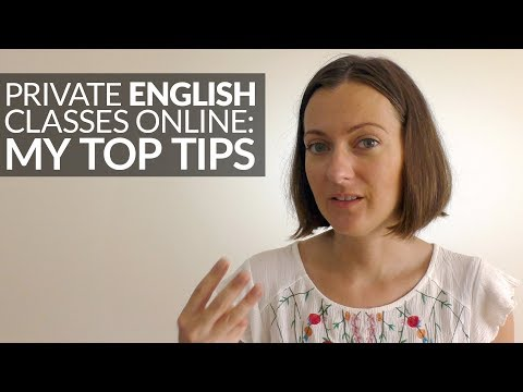 How To Find The Online English Tutor For YOU